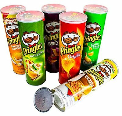 Pringles Stash Can - Diversion - Safe - Hide Vanuables - BI-MAR 44 Assorted