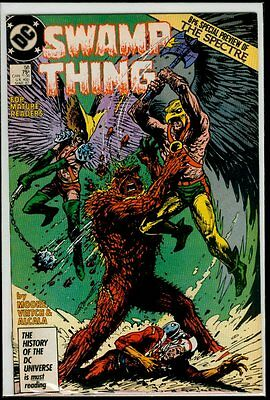 DC Comics SWAMP THING #58 Spectre Preview VFN 8.0
