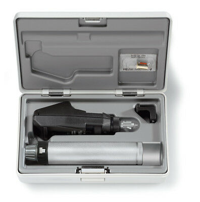 HEINE BETA 200 Retinoscope Set with HEINE ParaStop wit rechargeable handle