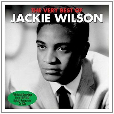 WILSON, JACKIE-The Very Best Of (3CD)  (US IMPORT)  CD NEW