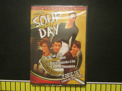 Soup of the Day (DVD, 2007, 2-Disc Set)