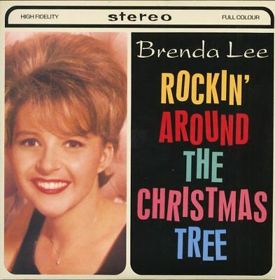 Brenda Lee - Rockin' Around The Christmas Tree - Let's Jump The Broomstick (7...