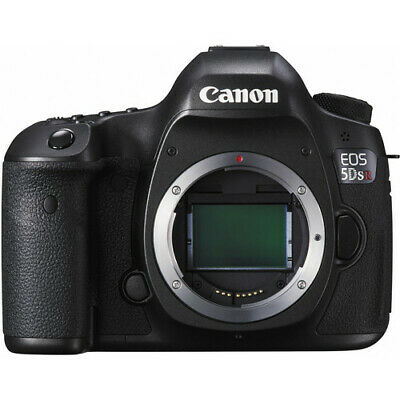 Canon EOS 5DS R DSLR Camera (Body Only) #0582C002 BRAND NEW!!
