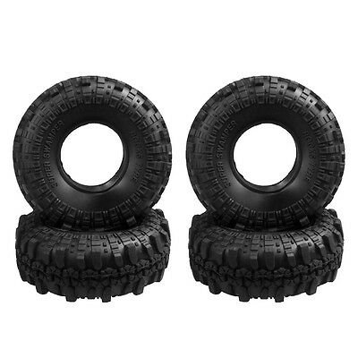 "1/10 RC 1.9"" Wheels 110MM OD Tire Tyre For Axial Wraith TRX-4 RC 4WD D90 #1"