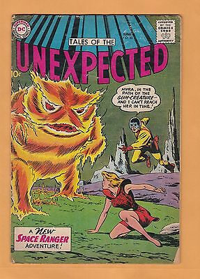 Tales of the Unexpected #50 (Jun 1960, DC)
