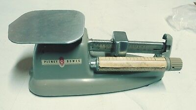 """Vintage PITNEY BOWES Postal Post Office SCALE 1950s 4c first class 9.5"""" x 4.5"""""""
