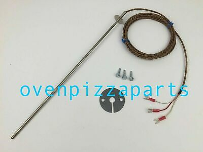 "13""Thermocouple Temperature Probe Kit Middleby Marshall PS200,220,224 Pizza Oven"