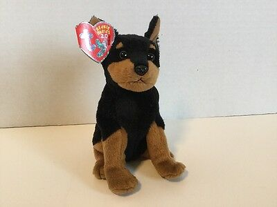 NEW Original Owner TY 2007 Trooper Beanie Babies 2.0 Tag bent see images