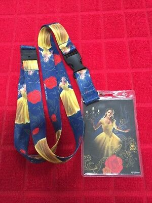 """Disney Princess"" Lanyard/Picture Combo NEW"
