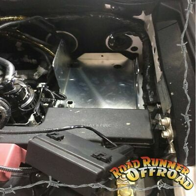 Toyota Hilux 2015- current model auxiliary 2nd dual Battery Tray