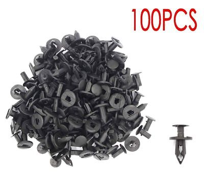 100 Fender Clips Body Rivets for UTV Can-Am Bombardier Renegade & DS Series