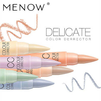 MeNow Delicate 6Color Corrector Eye Liner Moisturizing Lasting Makeup Waterproof