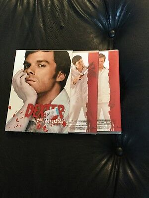 Dexter Season 1 Dvd pre-owned