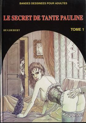 BD adultes Secret de Tante Pauline (Le) Le Secret de Tante Pauline International