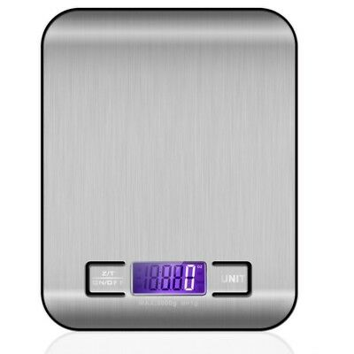 Electronic Compact Digital Kitchen Scale Diet Food Postal Mailing 5KG/11LBS x 1G