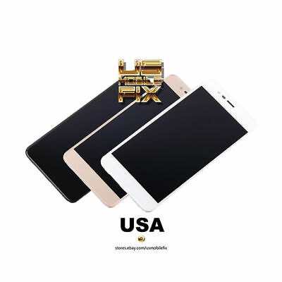 US For Asus ZenFone 3 Max ZC520TL X008D LCD Display Touch Screen Digitizer Frame