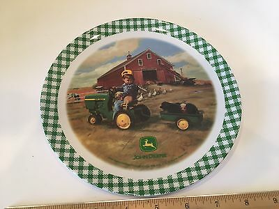 Gibson,  John Deere, Child's 8in  Plate