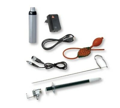 HEINE Sigmoidoscope / Proctoscope Kit BETA 4 USB for routine rectal examination