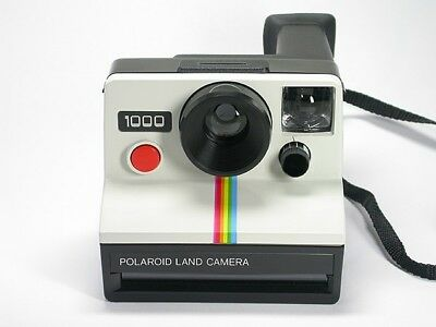 polaroid sx 70 land camera 1977 with original bag works perfectly tested picclick uk. Black Bedroom Furniture Sets. Home Design Ideas