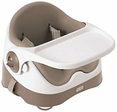 Mamas & Papas Baby Bud Booster Seat (Putty) MISSING THE TRAY!