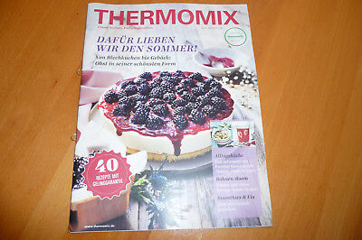 thermomix magazin tm5 juli 2017 vorwerk 07 2017 ausgabe neu eur 1 50 picclick de. Black Bedroom Furniture Sets. Home Design Ideas