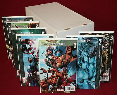 MARVEL Ultimates , Ultimates 2, Ultimates 3 series (32 Issues) NM 9.6+