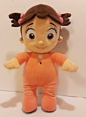 Disney Babies Boo Plush Stuffed Monsters Inc Baby Doll Toy 11 In