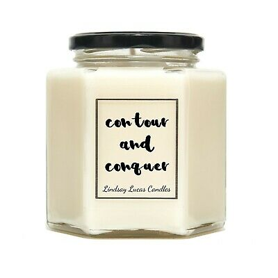 Candles, Candle, Scented Candles, Contour Gift, Gift For Make Up Lover/Blogger