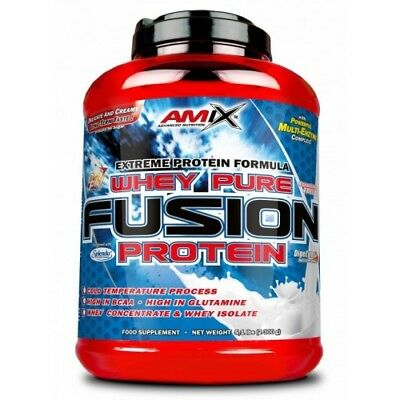 Amix Nutrition - Whey Pure Fusion 2300gr.