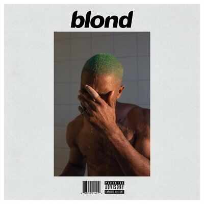 "Frank Ocean Blond poster wall art home decoration photo print 24"" x 24"""