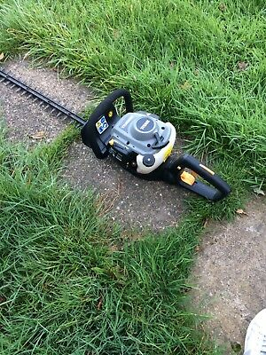 Titan Petrol Hedge Trimmer Sold As Spares Or Repair