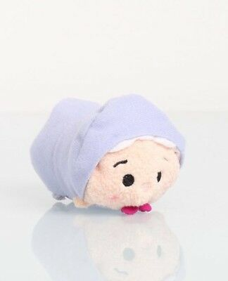Disney Fairy Godmother Cinderella Mini Miniature Tsum Tsum Soft Toy
