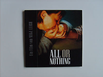 All or Nothing / Presseheft / Ein Drama von Mike Leigh