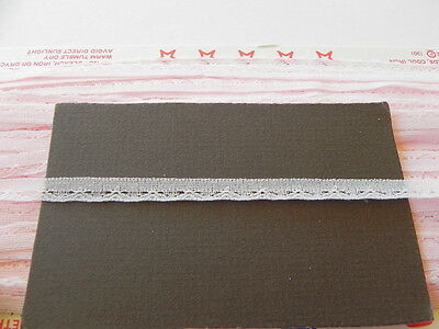 Card of New Lace  - Pink Stretch