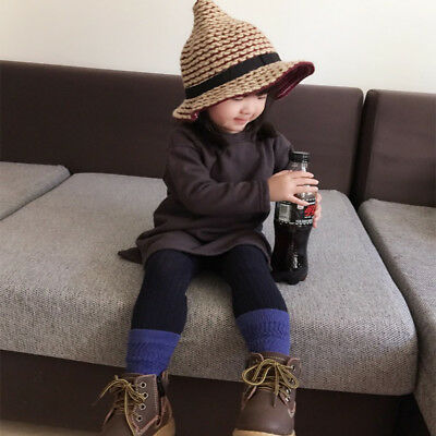 Baby Kids Boys Girls Crochet Knit Hat Steeple Nipple Cap Winter