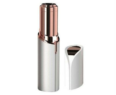 NEW 2017 Rose Gold-Plated Epilator for Facial Hair Removal