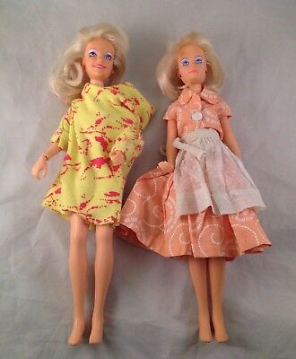 Lot of 2 Jem And The Holograms Dolls Vintage 80s Toys