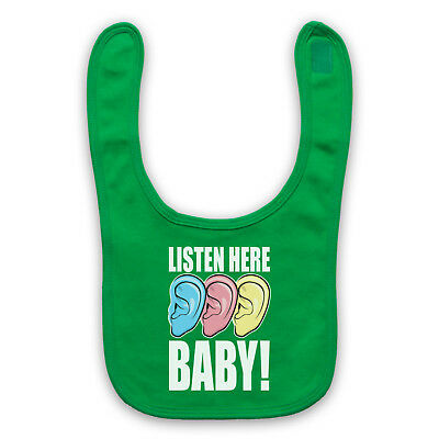 Bassomatic Fascinating Rhythm Unofficial Bass-O-Matic Baby Bib Cute Baby Gift