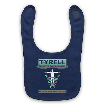 Blade Runner Unofficial Tyrell Corp Logo Replicant Film Baby Bib Cute Baby Gift