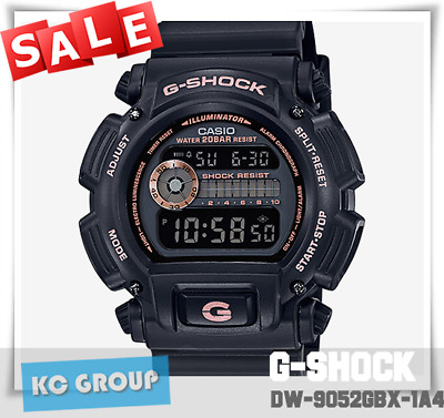 G-SHOCK BRAND NEW WITH TAG DW-9052GBX-1A4 BLACK X ROSE GOLD Digital Watch