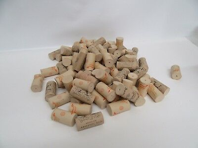 100 Synthetic Used Wine Corks Arts And Crafting Supply
