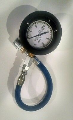 LARGE BORE  TIRE PRESSURE GAUGE FOR ALL BOEiNG 747 AND SIMILAR