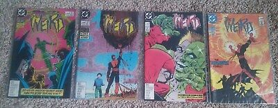The Weird (1988) 1 2 3 4  Justice League of America Berni Wrightson