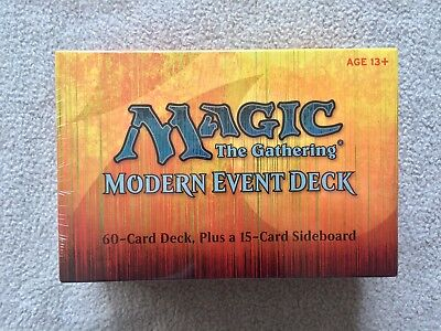 Magic: The Gathering Modern Event Deck 2014 (MTG MD1) | EN | B/W Deck + SB, neu