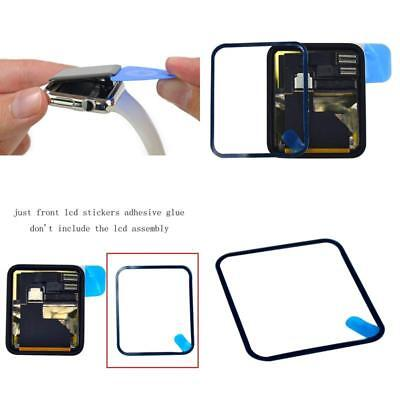 NEW Front LCD Sticker for Apple Watch Waterproof Adhesive Tape Glue 38mm