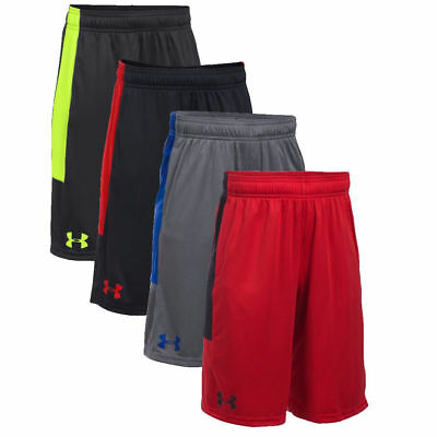 Under Armour 1299989 Kids Instinct Stunt Shorts NWT
