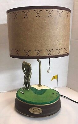 Golf Lamp King America For Birdie Super Cool Animated Crowd Noise Makes Putt