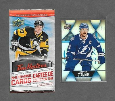 2016-17 Tim Hortons Base Cards Singles U pick Complete Your Set Upper Deck 16-17
