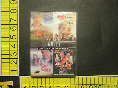 The Family Collectors Set - 4 Films: The Derby Stallion / A Horse For Danny / Ba