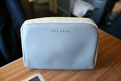 NEW AMERICAN AIRLINES COLE HAAN Travel AMENITY KIT! Free Shipping!